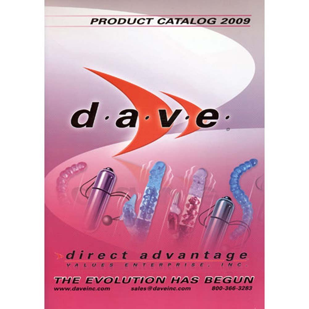 DAVE Product Catalog 2009 - View #1