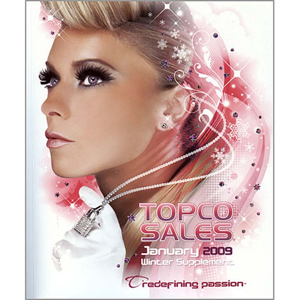 Topco Sales January 2009 Winter Supplement Catalog - View #1