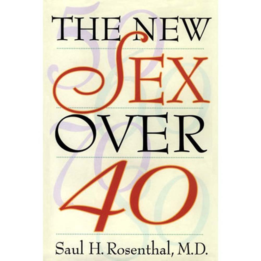 New Sex Over 40 Book - View #1