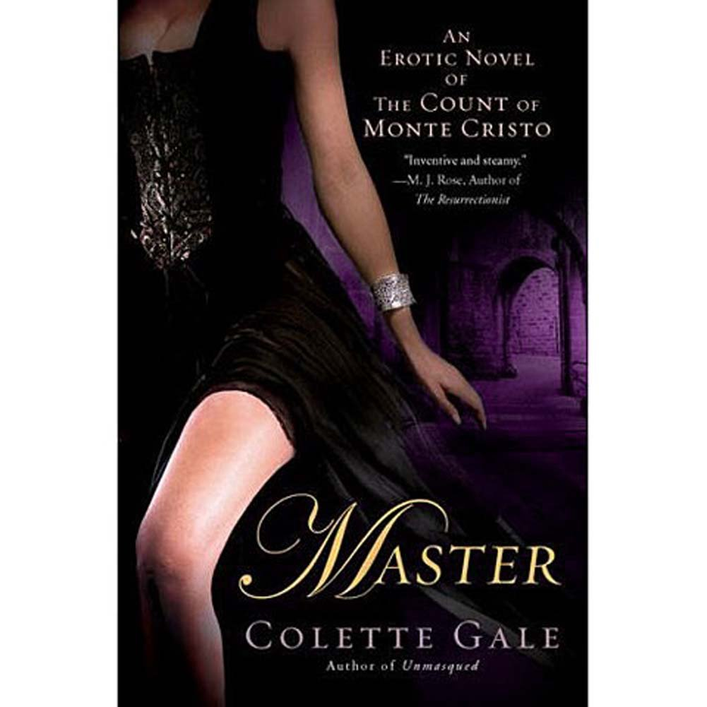 Master An Erotic Novel of the Count of Monte Cristo Book - View #1