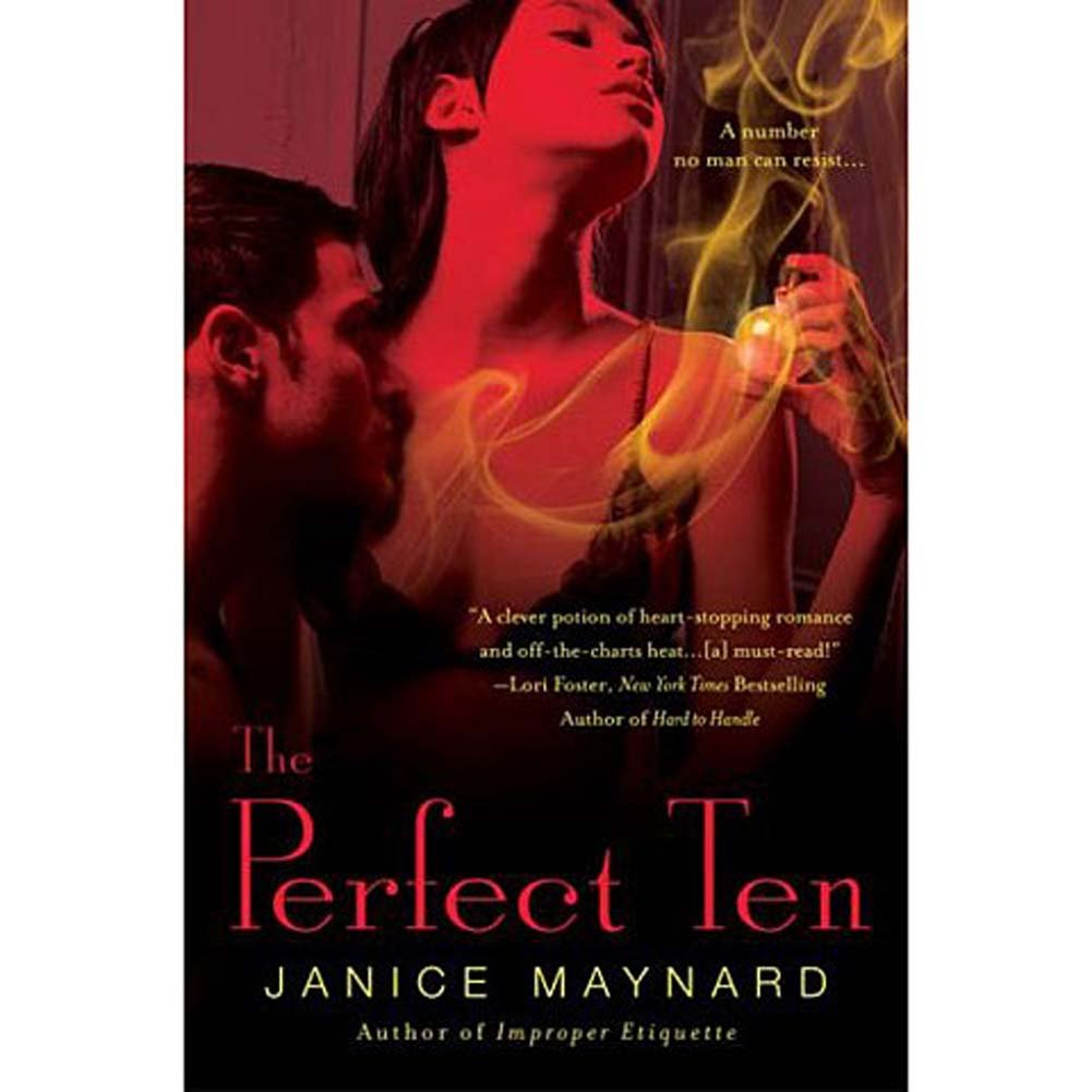 Perfect Ten Book - View #1