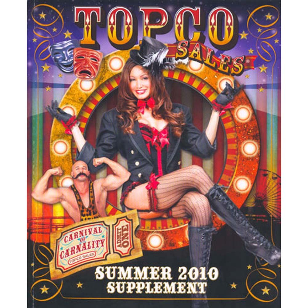 Topco Sales Summer 2010 Supplement Catalog - View #1