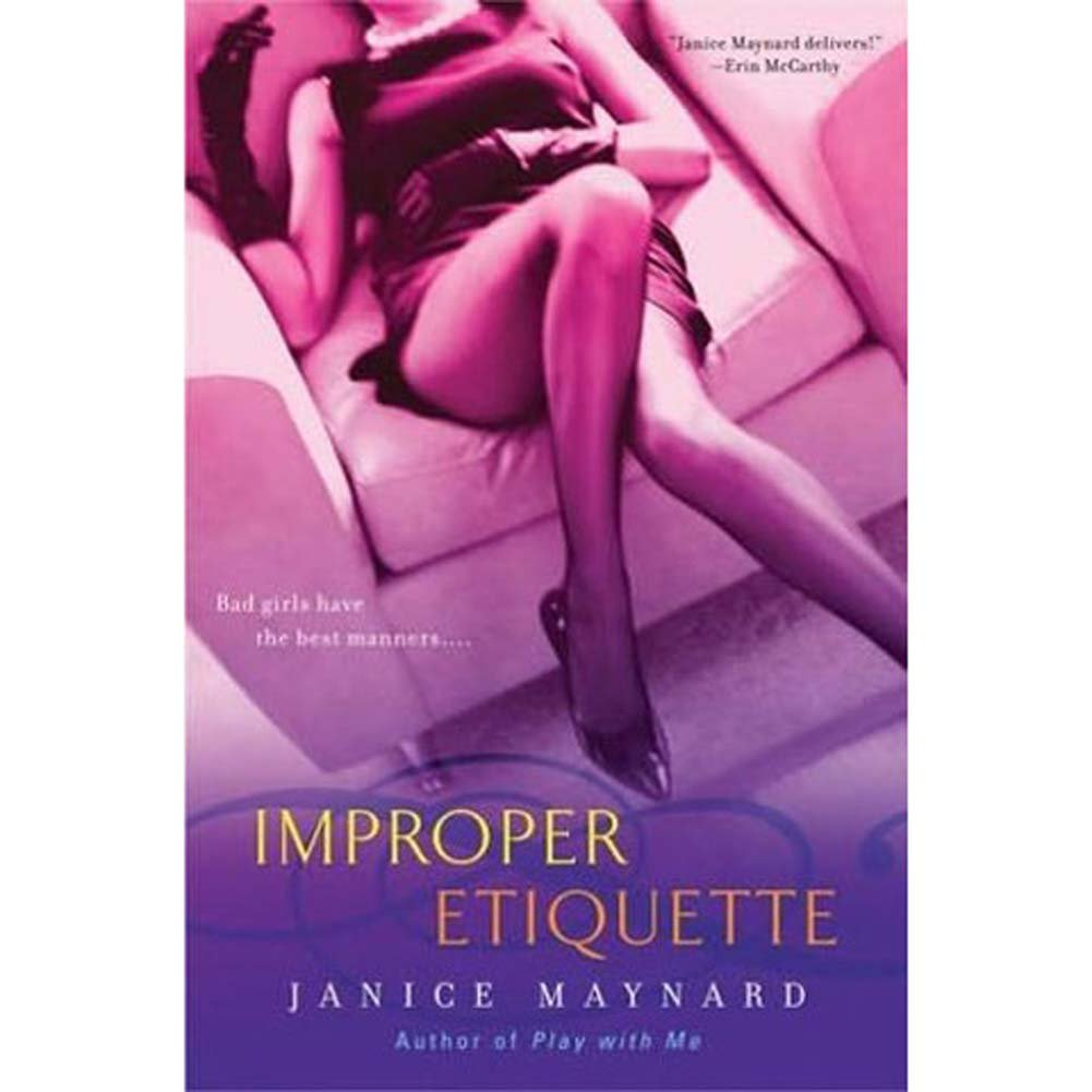 Improper Etiquette Book - View #1