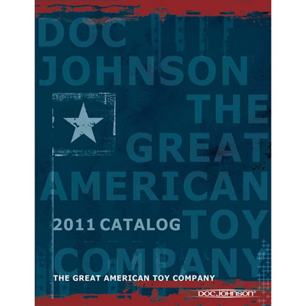 Doc Johnson 2011 Full Line Catalog - View #1