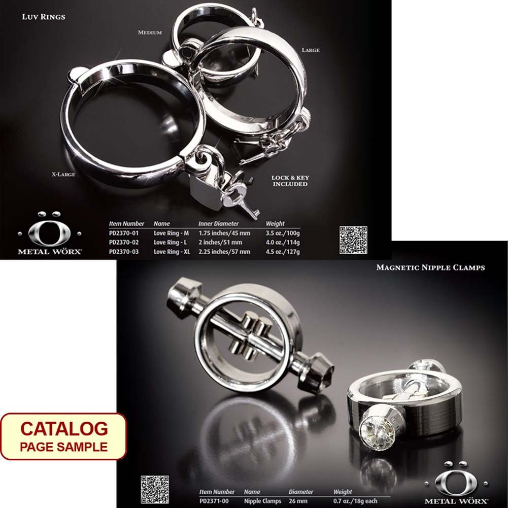 Pipedream Metal Worx 2011 Catalog - View #3