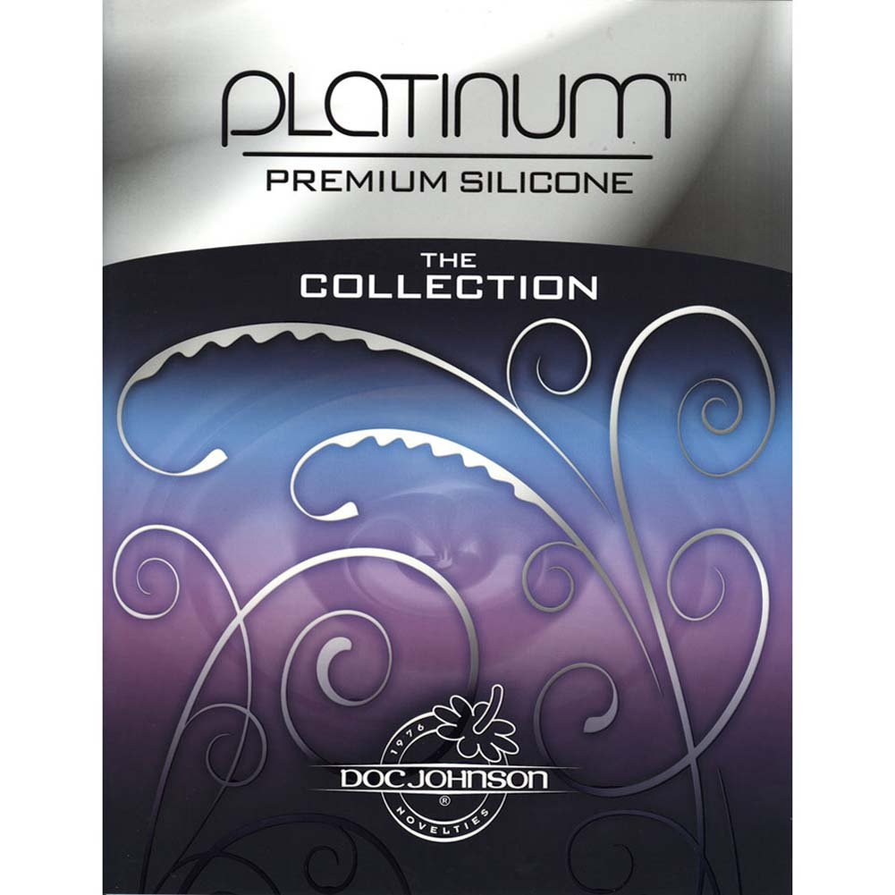 Doc Johnson Platinum Premium Silicone Collection Catalog - View #1