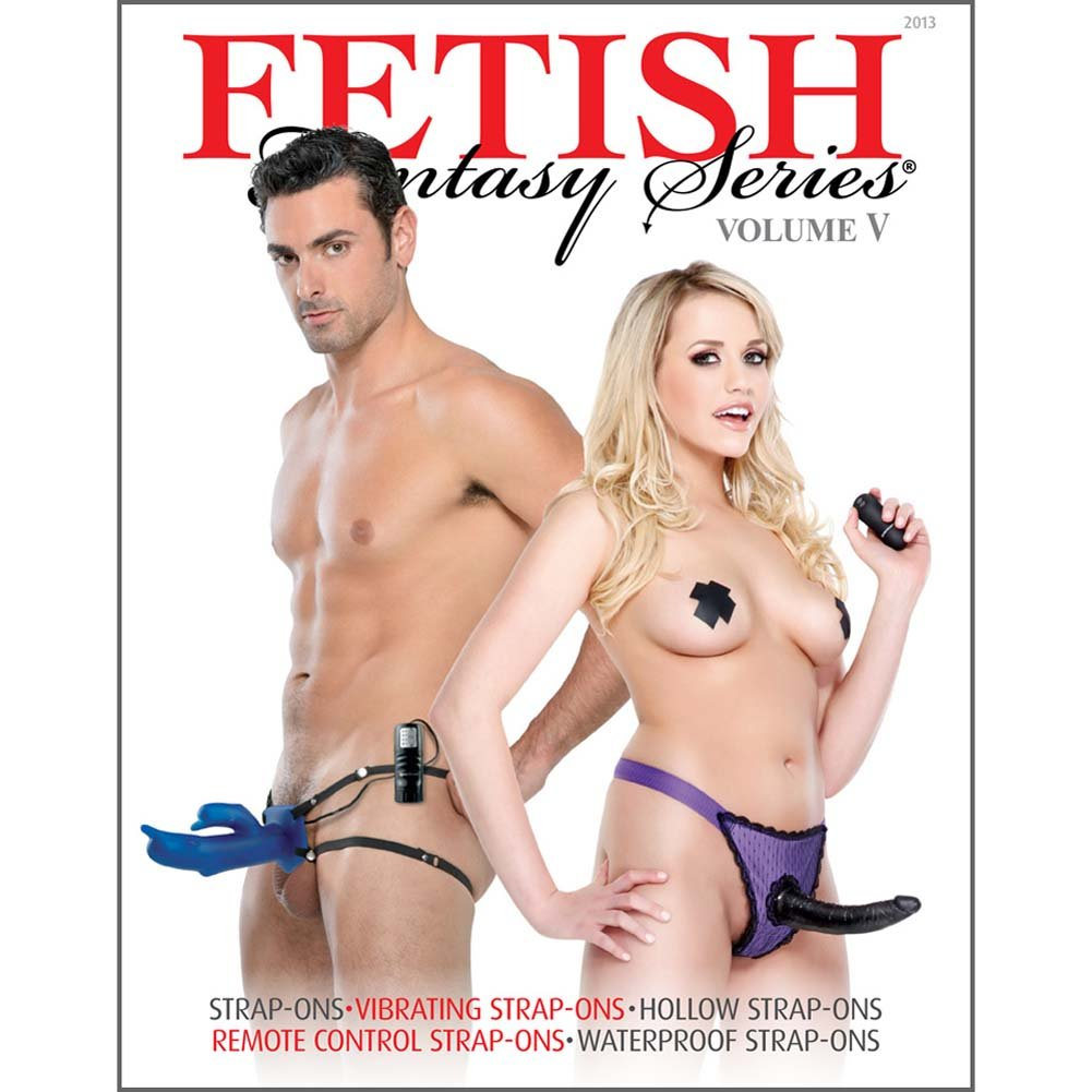 Pipedream Fetish Fantasy Series Volume 5 2013 Catalog - View #1