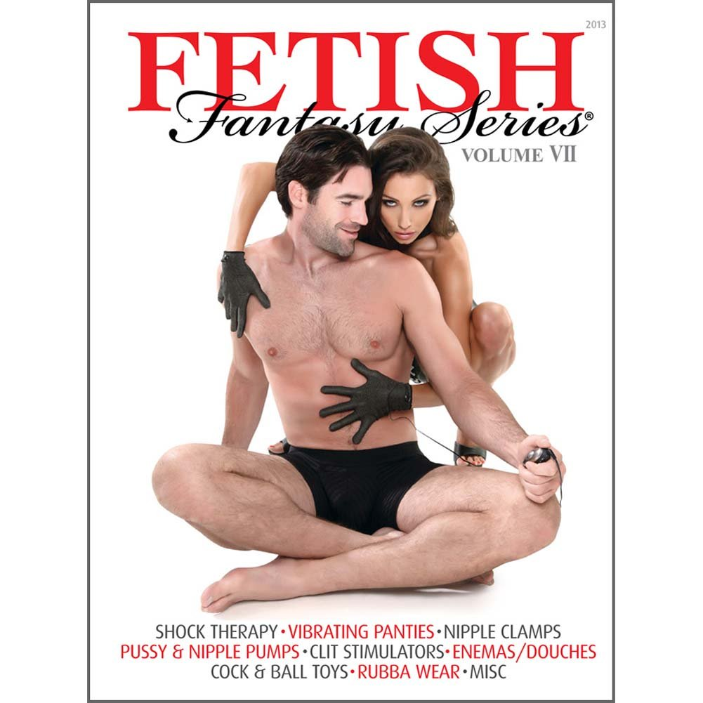 Pipedream Fetish Fantasy Series Volume 7 2013 Catalog - View #1