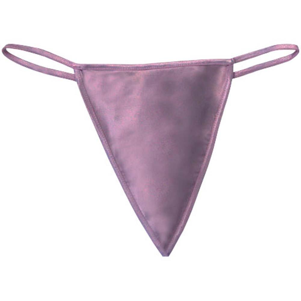 G-String Panty Lavender - View #3