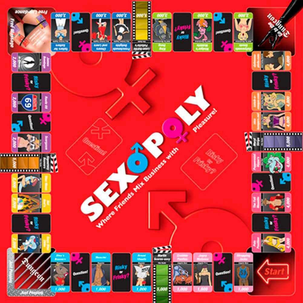 Sex Board Games For Couples