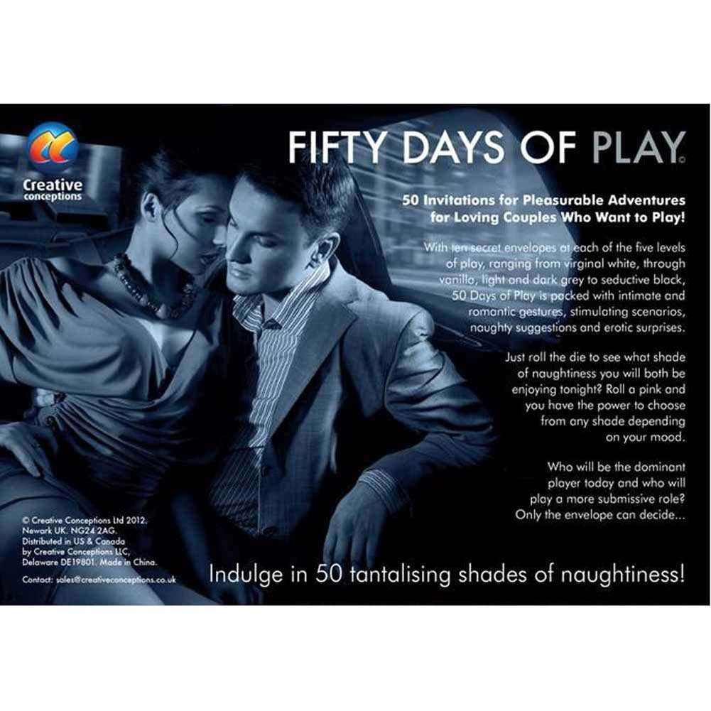 Fifty Days of Play Seductive Game for Couples - View #3