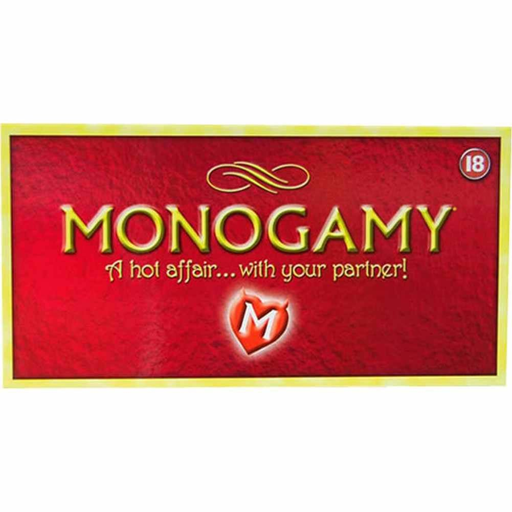 Monogamy a Hot Affair with Your Partner Game for Couples - View #4
