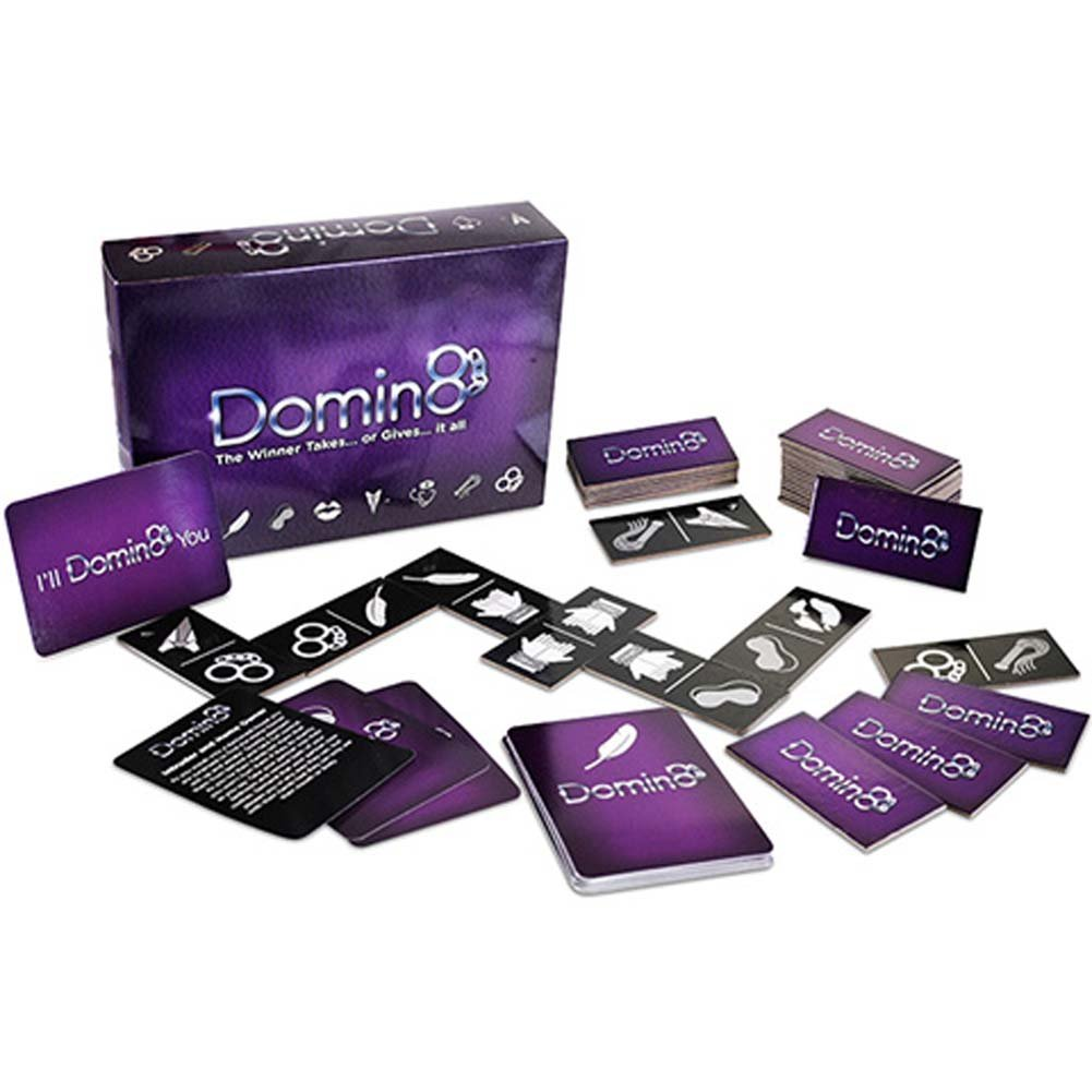Domin8 Erotic Game for Bondage and Fetish Lovers - View #1