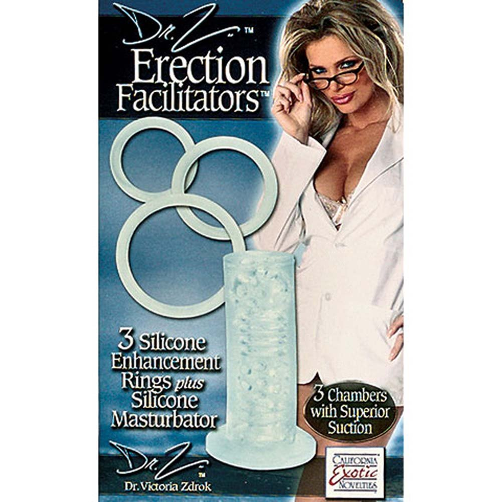 Dr. Z. Erection Facilitators Silicone Kit - View #4