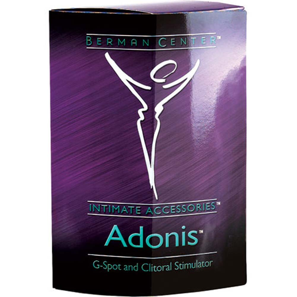 Berman Center Adonis Silicone G-Spot and Clitoral Stim - View #4