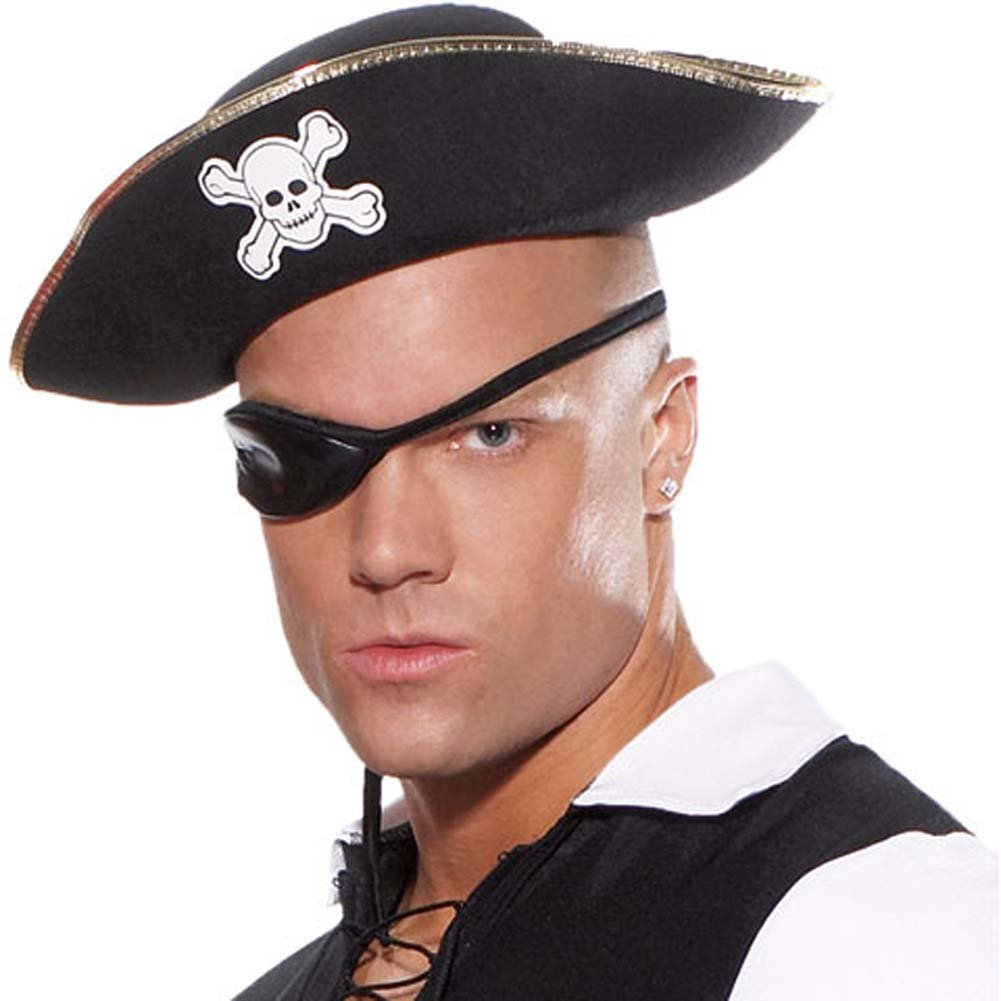 Pirate 5 Piece Costume Set L/XL - View #3