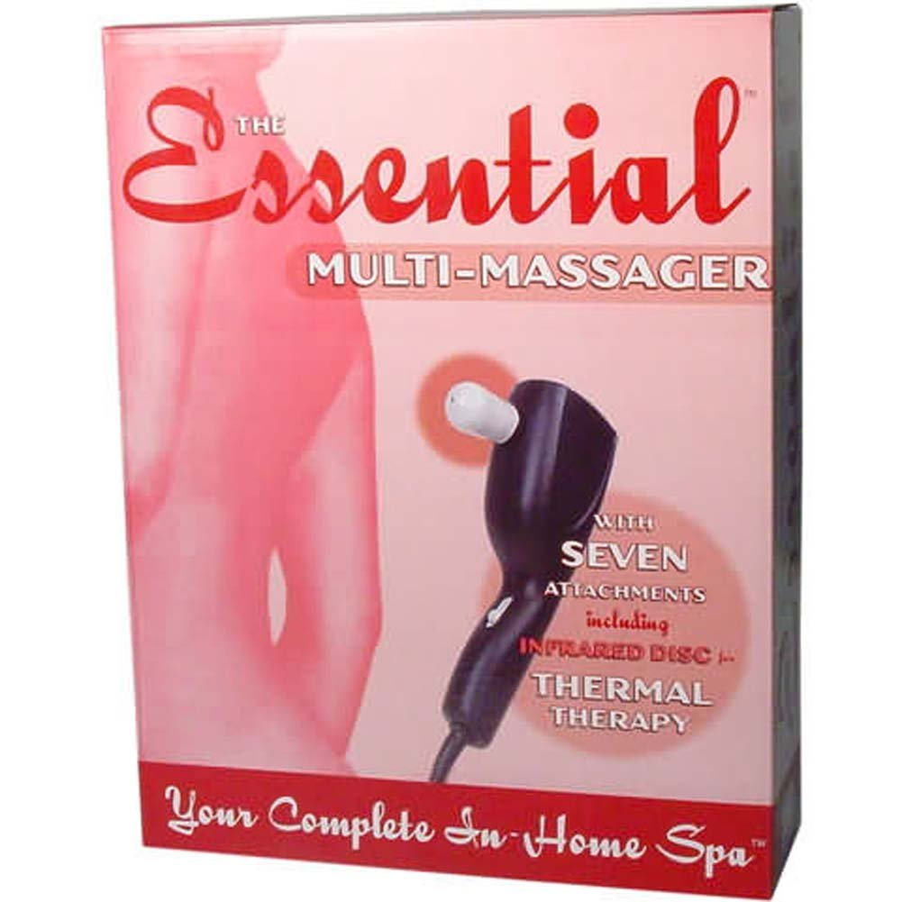 The Essential MultiMassager - View #1