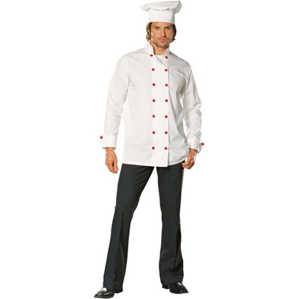 Sexy Chef Costume Medium - View #2