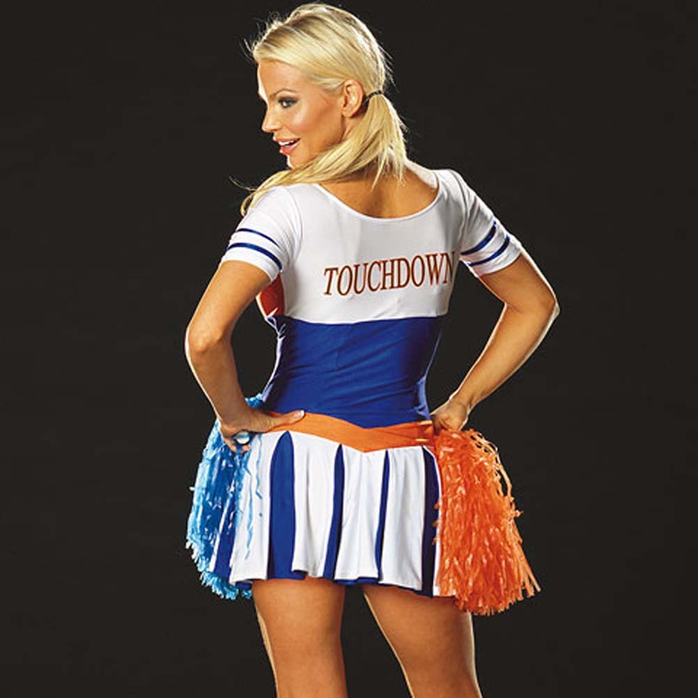 Touchdown Tease Costume Medium - View #2