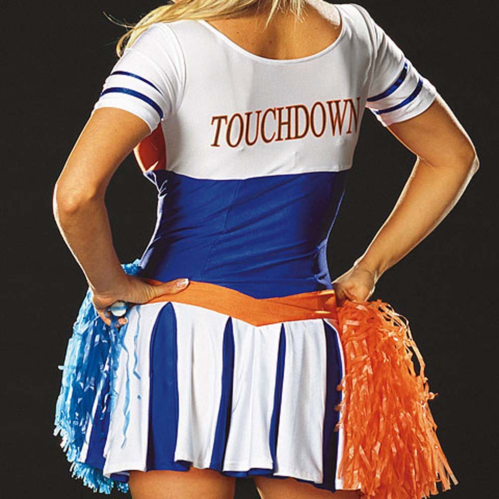 Touchdown Tease Costume Medium - View #4