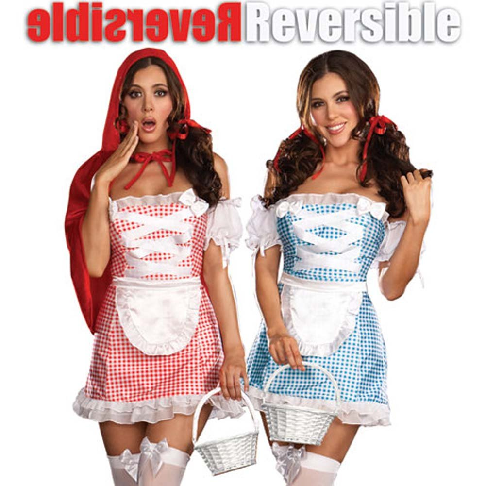 Fully Reversible Happily Ever After Costume Small - View #1