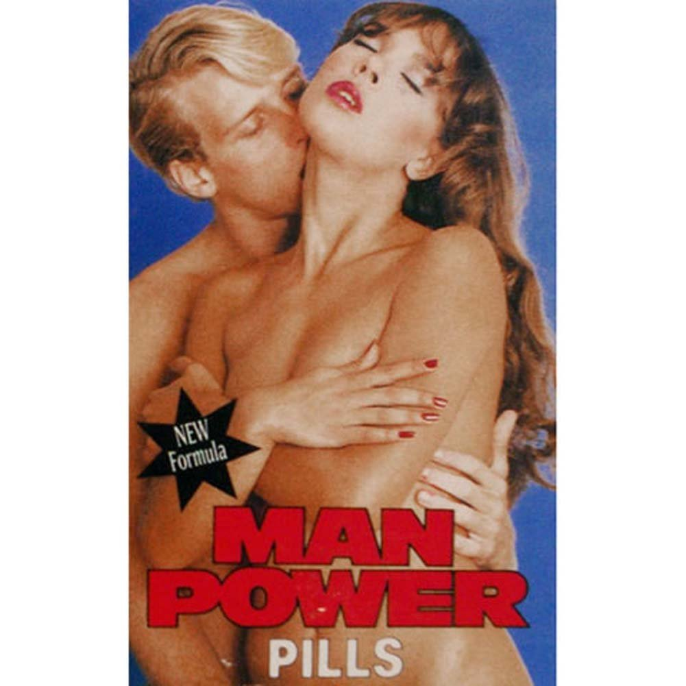 Man Power Pills 20 Count - View #1