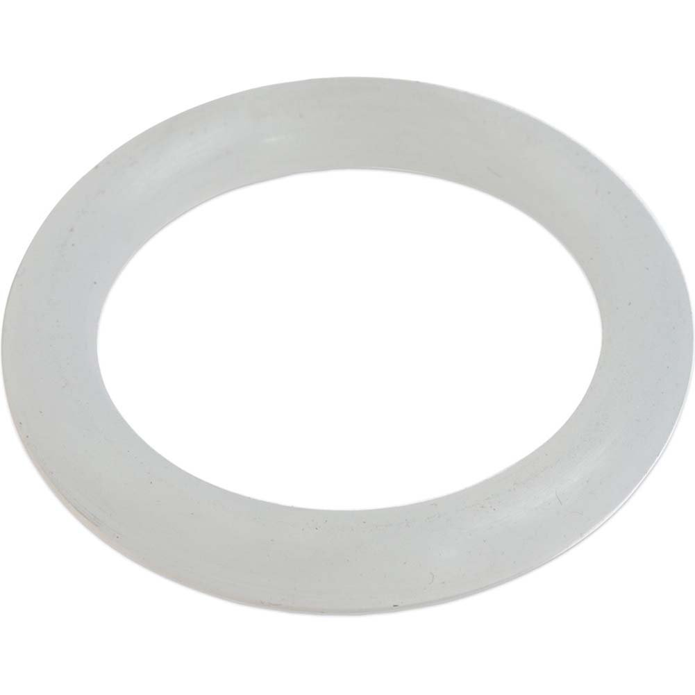 "Silicone Love Ring Small 1.5"" Clear - View #2"