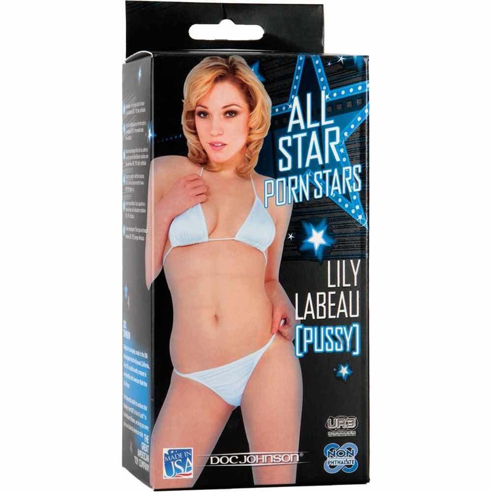 All Star Porn Stars Lily Labeau UR3 Pocket Pussy Masturbator Natural Flesh - View #1