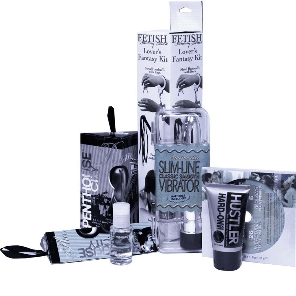 Ultimate Kinky Bondage Kit for Any SHADES Trilogy Fan - View #2