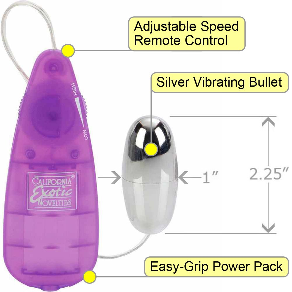 OptiSex Anal Pleasure Kit with Butt Plug and Vibro Bullet - View #3