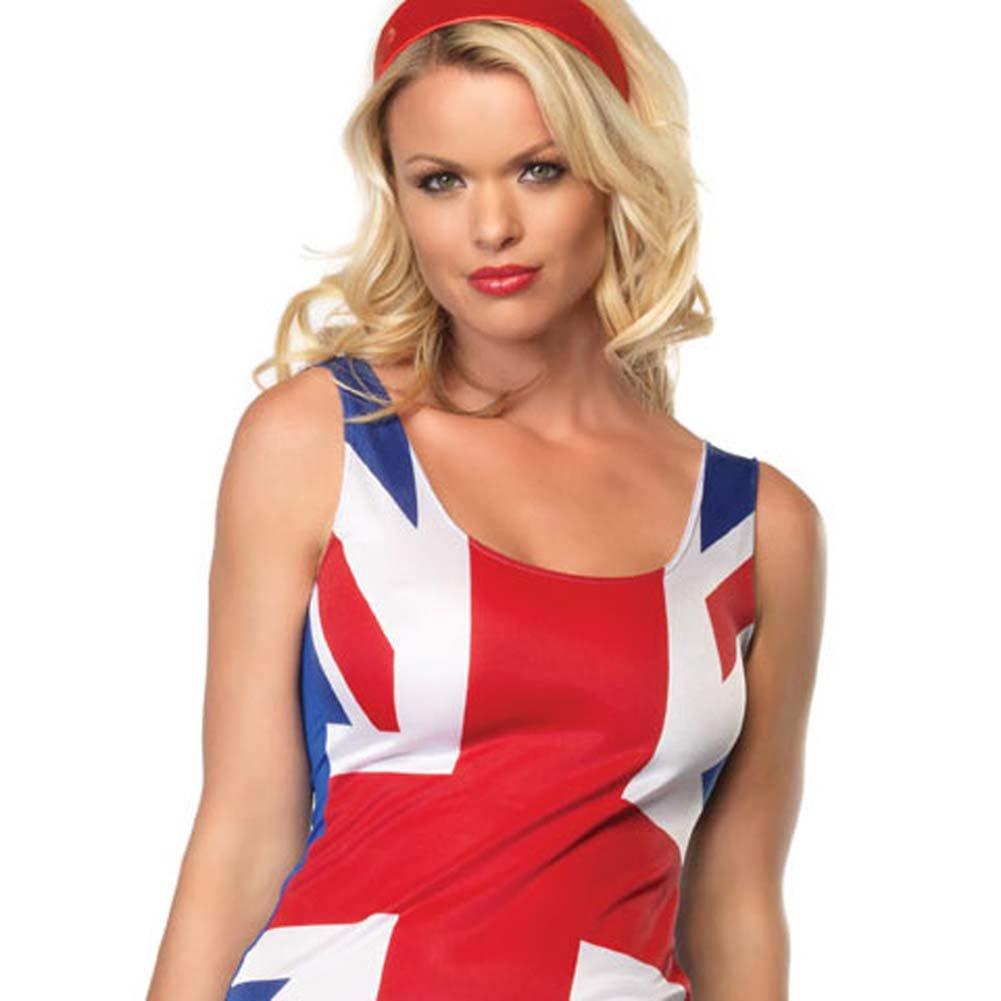 British Flag Costume Small/Medium - View #3