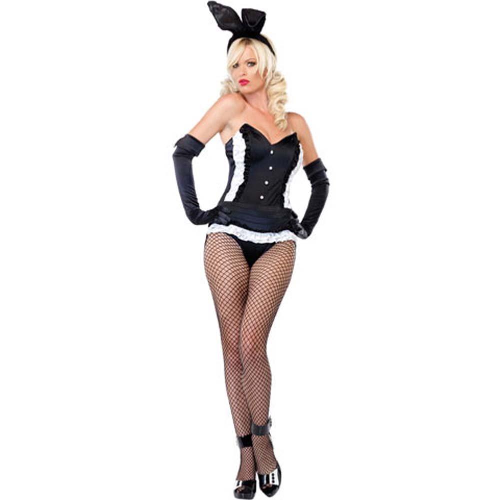 Tuxedo Bunny Costume Large - View #2