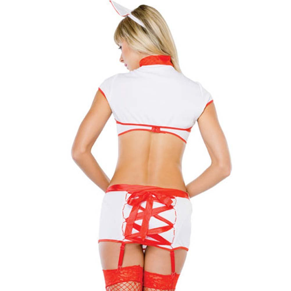 Bedside Babe Costume Small/Medium - View #2