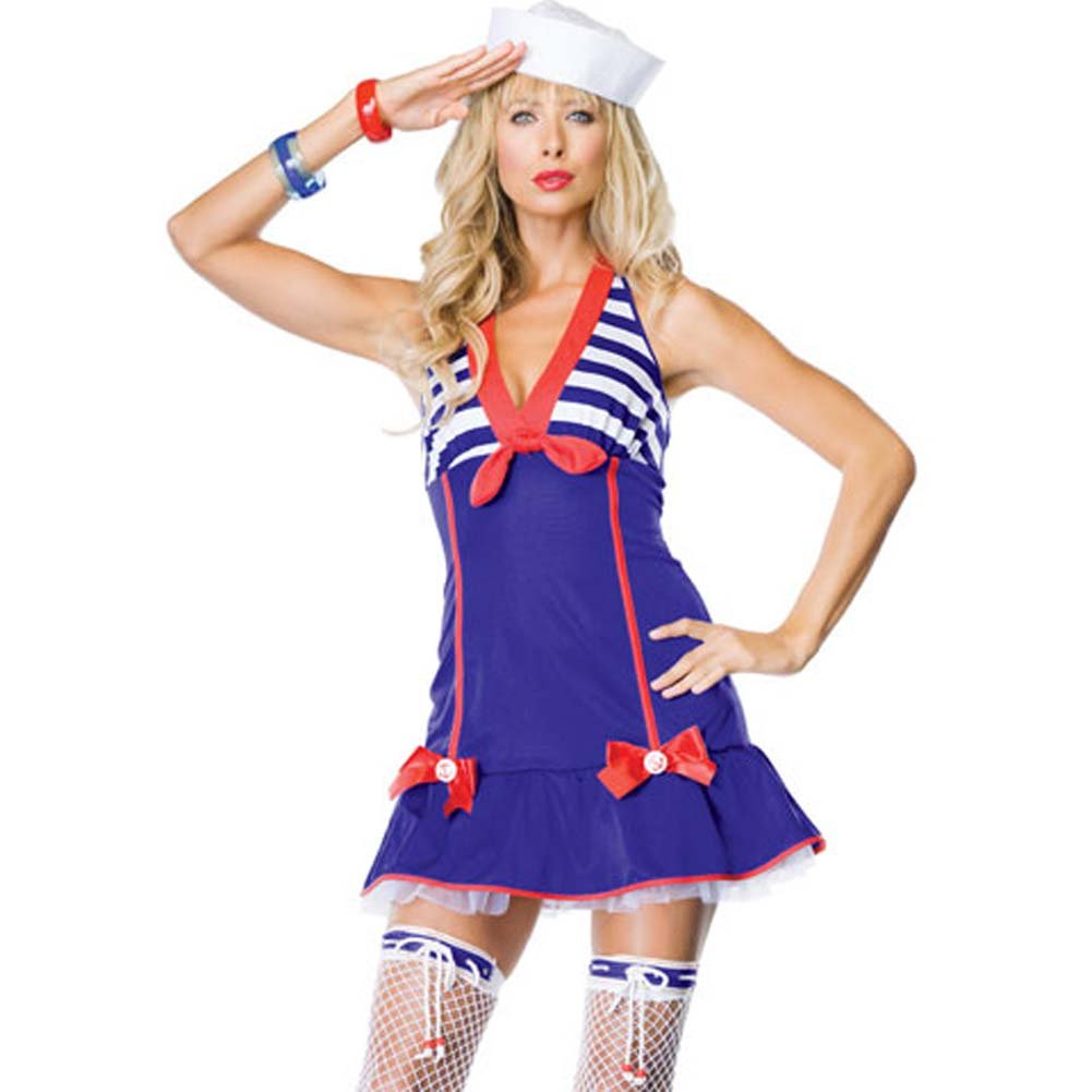 Darling Deckhand Costume Extra Large - View #1