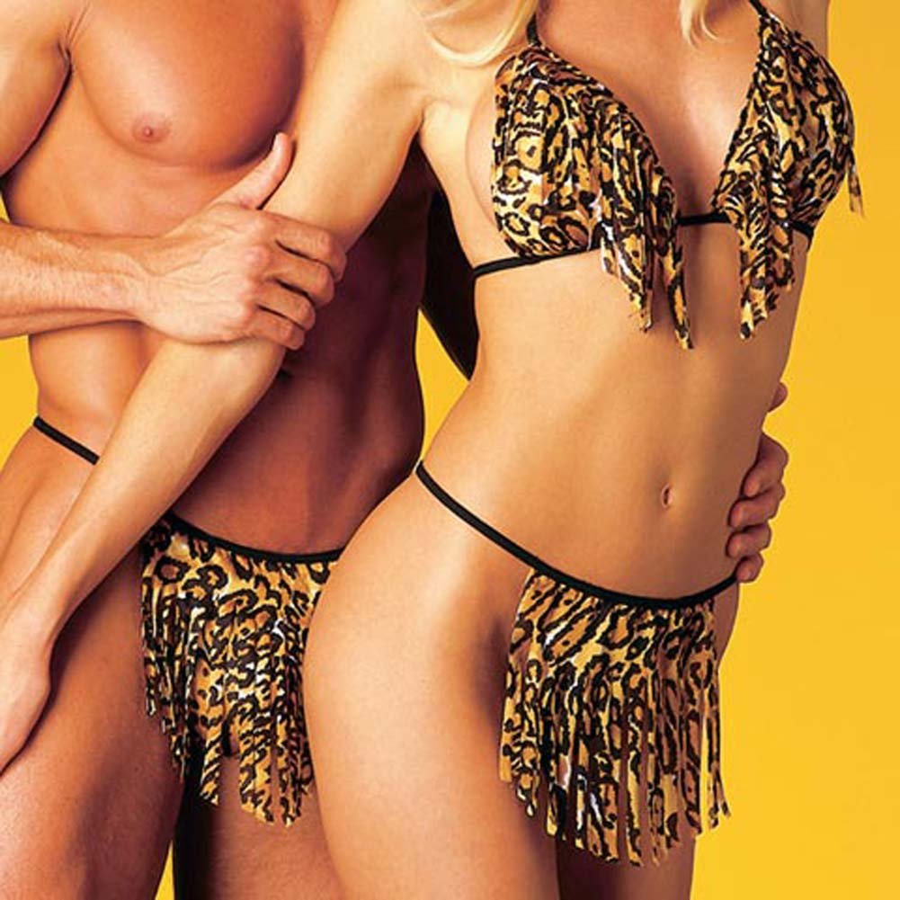 His and Hers Jungle Set Plus Size - View #1