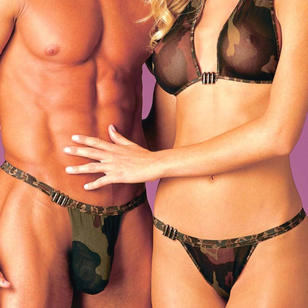 His and Hers Camouflage Set - View #1