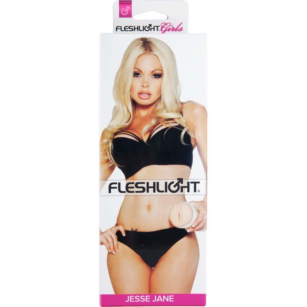Fleshlight Girls Jesse Jane Lotus Vagina Masturbator for Men - View #1