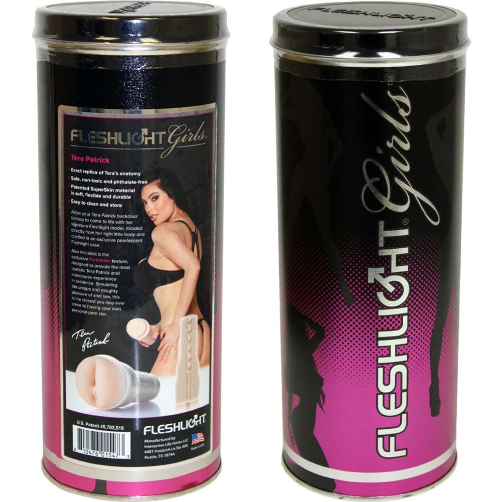 Fleshlight Girls Tera Patrick Forbidden Anus Masturbator - View #4