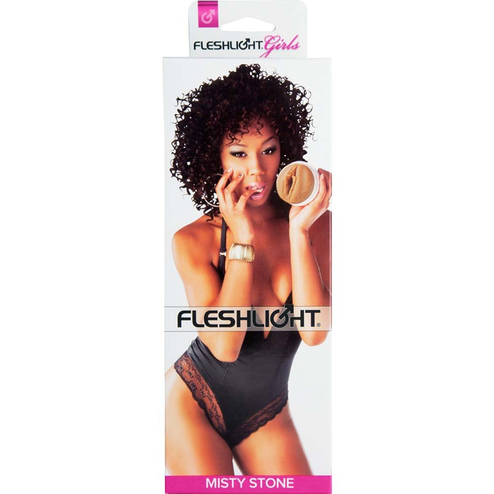 Fleshlight Girls Misty Stone Lotus Vagina Masturbator for Men - View #4