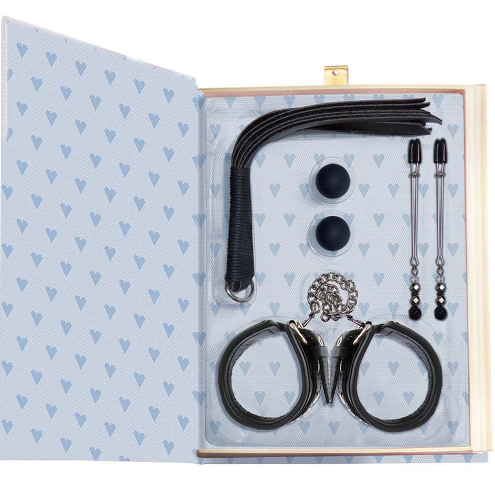 Book Smart Shades Edition Kinky Bondage Kit for Lovers - View #2