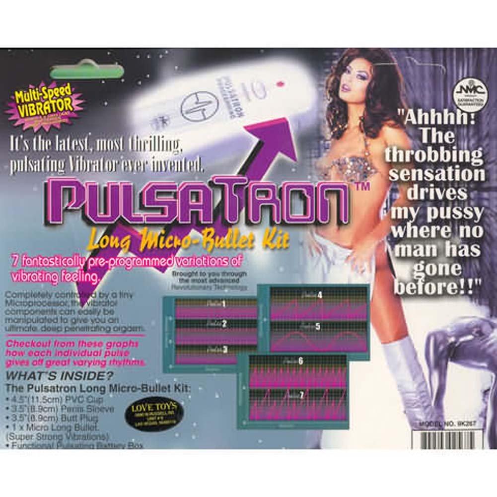 Pulsatron Long Micro Bullet Kit - View #3