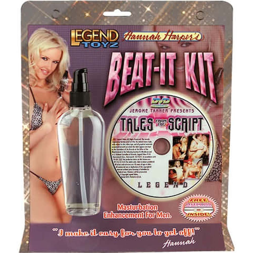 Hannah Harper Beat It Kit with Free XXX DVD - View #1