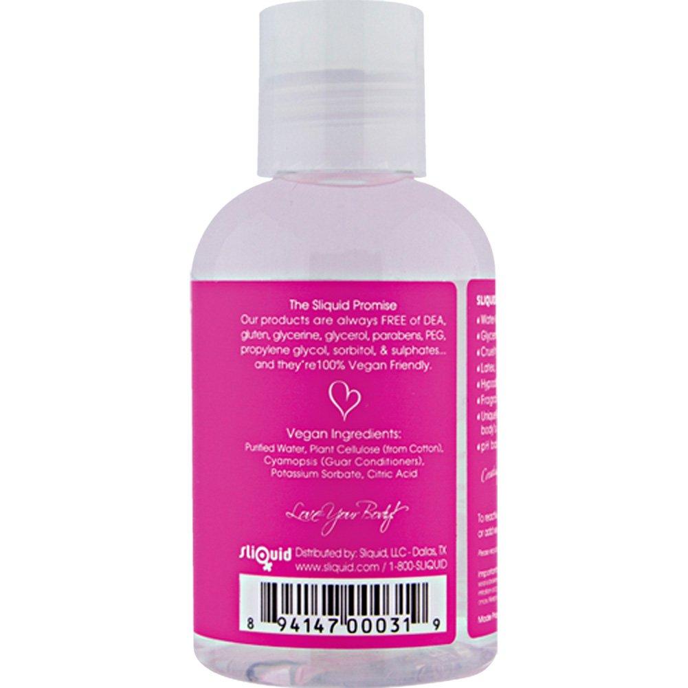Sliquid Sassy Natural Anal Gel Glycerine and Paraben Free Lubricant 4.2 Fl.Oz 125 mL - View #3