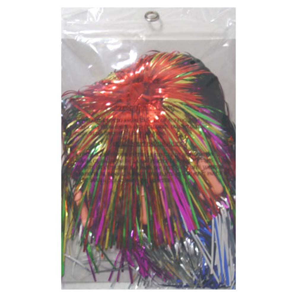 Pecker Tinsel Wig - View #2