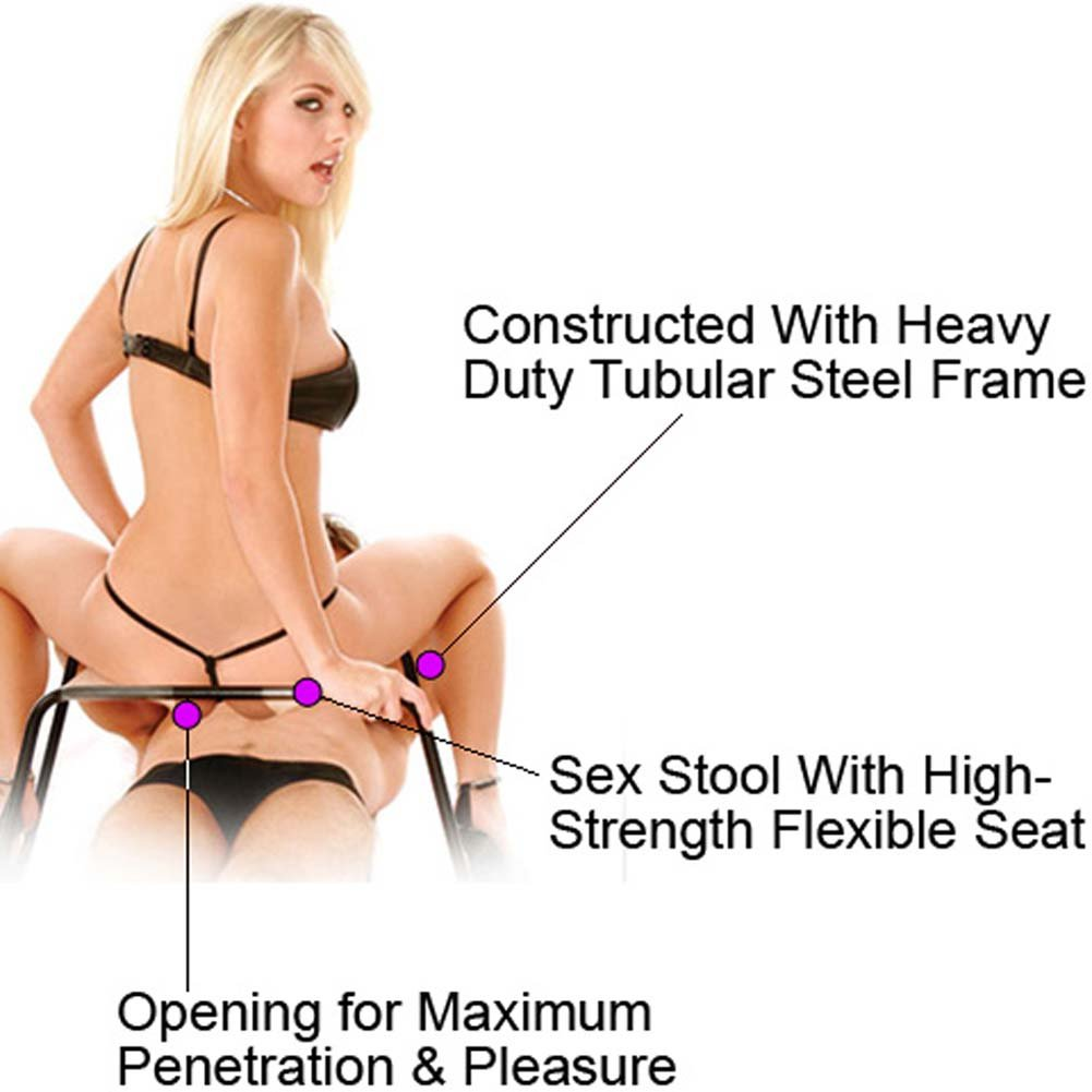 Fetish Fantasy Incredible Sex Stool for Loving Couples - View #1
