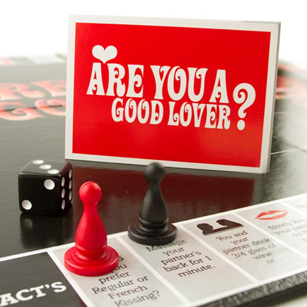 Are You A Good Lover Game - View #1