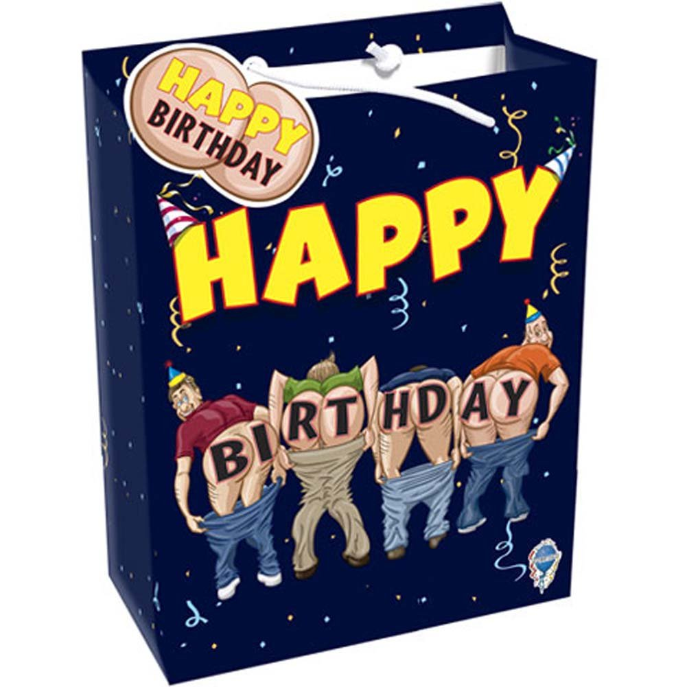 Mooning Gift Bag Have A... Happy Birthday - View #3