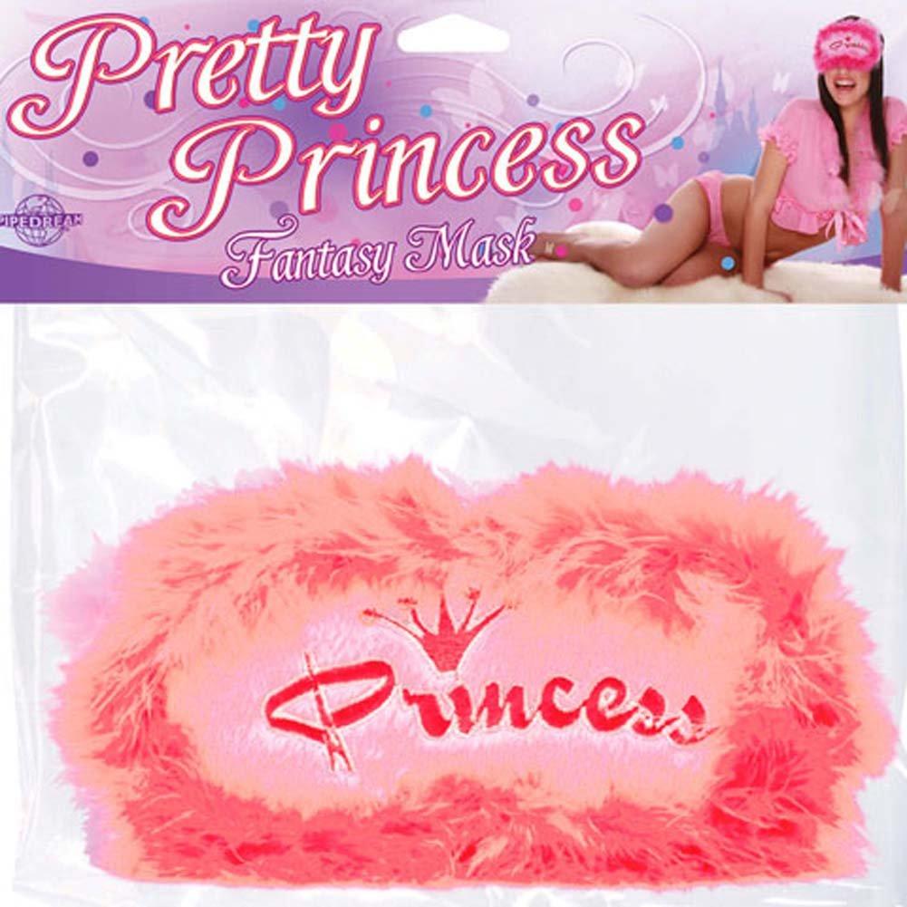 Pretty Princess Fantasy Love Mask Pink - View #2