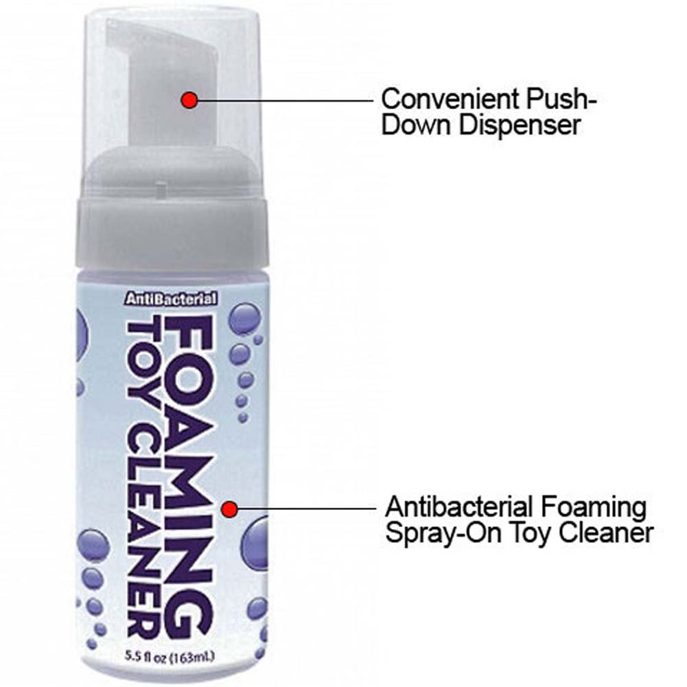 Foaming AntiBacterial Toy Cleaner 5.5 Fl. Oz. - View #1
