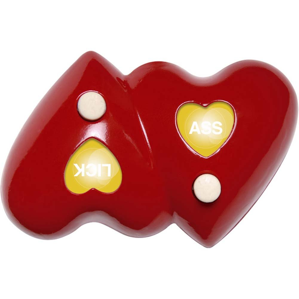 Pipedream Heart 2 Heart Adult Game for Lovers Classic Red - View #2